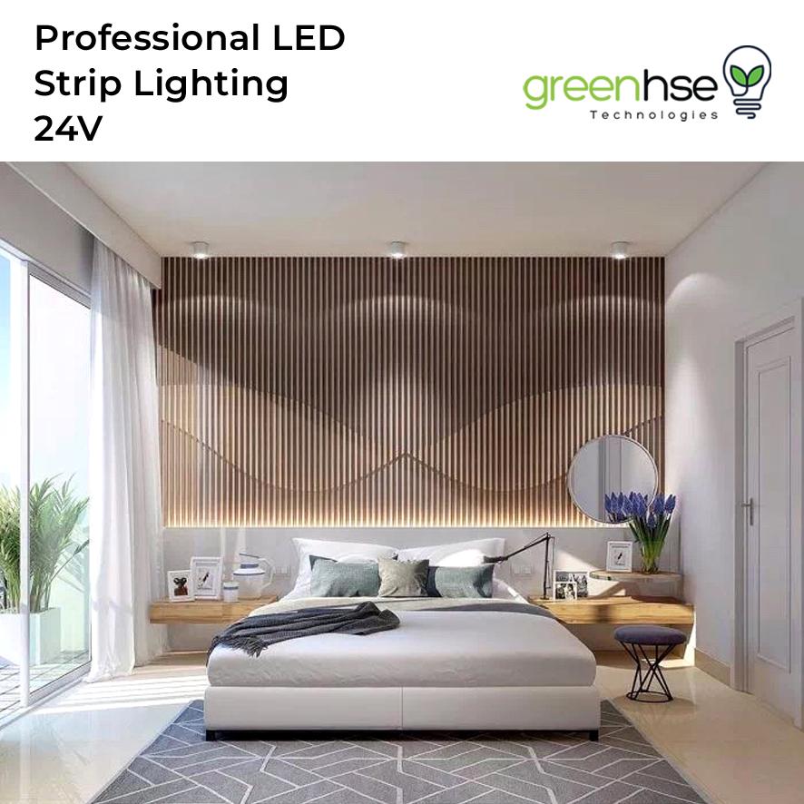 Why choose Greenhse 24V Strip Lights?