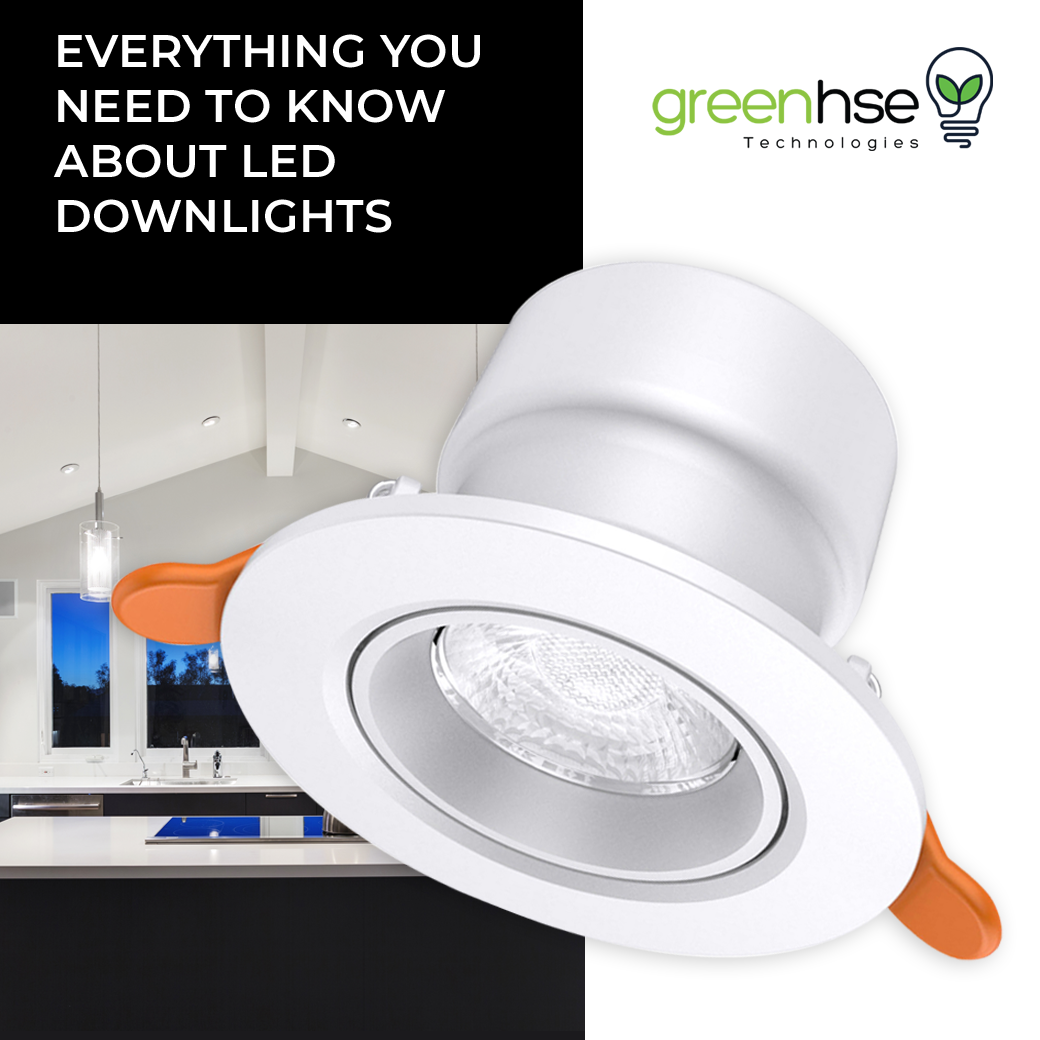 What you need to know about LED Downlights